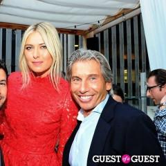 Maria Sharapova Hosts Hamptons Magazine Cover Party At Haven Rooftop