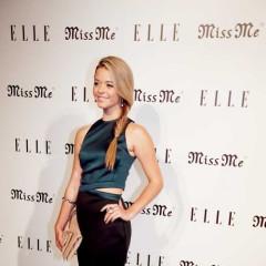 Sarah Hyland, Sophia Bush Sparkle At The Elle Magazine/ Miss Me Event At The Sunset Marquis