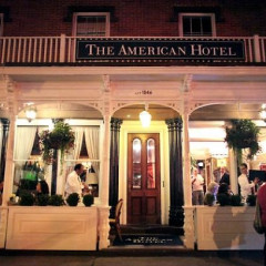 Using Old School Charm, The American Hotel Still Captivates Sag Harbor
