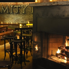 Stay Warm This Fall: NYC Bars With A Fireplace
