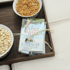 Gigi Grazer Celebrates Her Novel, The After Wife, At The Home Of Christopher Burch