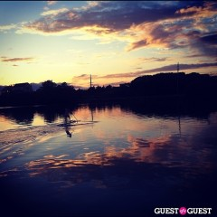 Summer Photo Of The Day: Paddle Boarder Takes On The Sunset