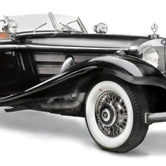 Eavesdropping In: 1936 Benz Roadster May Fetch $16M; SoCal Swimmers Warned Of More Shark Encounters; John Slattery Cast In