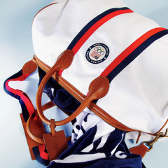 Eavesdropping In: Ralph Lauren's Olympic Outfits, A $16,000 Book Goes Missing