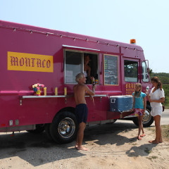 Eavesdropping In: All The Montauk Food Trucks You Need To Know, A Hamptons Home In Foreclosure