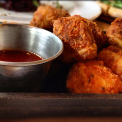 New September Tater Tot Happy Hour At Food, Wine & Co.