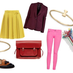September Style: Back To School Inspired Fashion