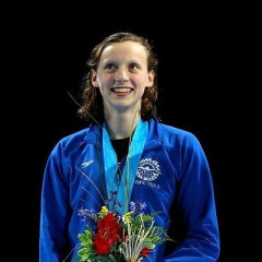 Bethesda's Own Katie Ledecky: The Youngest U.S. Olympian And Gold Medalist