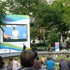 No Tickets, No Problem: Where To Watch The U.S. Open In NYC