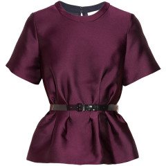 1 Shirt, 5 Ways: How To Rock A Peplum Shirt For Any Occasion