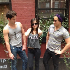 The Witty, The Pretty & The Gritty In Alphabet City: East Village Street Style