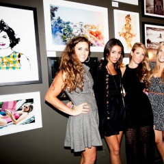 A Photojourney Through The Tappan Collective Party at The Standard DTLA