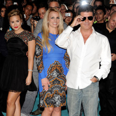 Last Night's Parties: Britney Spears, Demi Lovato Celebrate