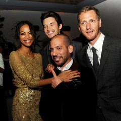 Last Night's Parties: Bradley Cooper, Zoe Saldana & More Hit