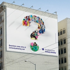 Seriously Amazing: The Smithsonian New Ad Campaign