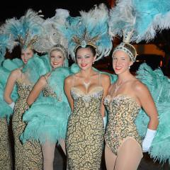 Last Night's Parties: Dennis Quaid, Sophia Bush Party With CBS, Aerosmith, The Beach Boys Announce Tours & More