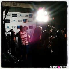 Instagramming Through Fashion's Night Out: Brightest Young Things Lounge And More!