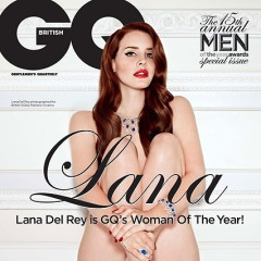 Eavesdropping In: Lana Del Rey Gets Naked For GQ; 405 Shuts Down This Weekend; Prince Harry Begins Afghanistan Tour; Another Quake Rattles Beverly Hills; Amber Rose & Wiz Khalifa Are Expecting