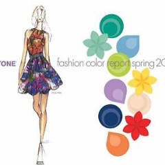 Pantone's Spring 2013 Colors On The Runway