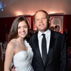 Mark Ein And Sally Stiebel Engaged