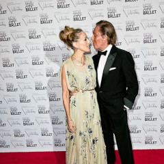 Last Night's Parties: Valentino Attends The NYC Ballet Fall Gala, Santigold Performs At Le Poisson Rouge, And More!