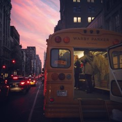 Photo Of The Day: Hitting The Streets With Warby Parker