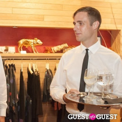 Alexa Chung, Taylor Jacobson Host Foundry's Launch Party On Melrose