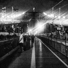 Photo Of The Day: Late Nights On The Brooklyn Bridge