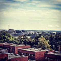 Photo Of The Day: DC From Georgetown