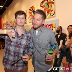 Getting Weird With Anders Holm At The