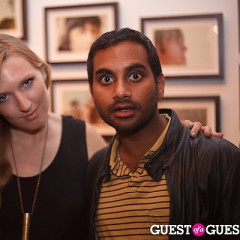 Lykke Li, Aziz Ansari Attend The 'Found: Photographs Of The Rolling Stones' Opening Reception