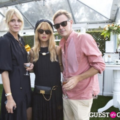 L.A. Goes Gatsby With Rachel Zoe & More At Veuve Clicquot's Polo Classic