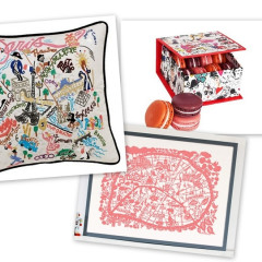 Keep Your Parisian Spirit Alive: French Inspired Items