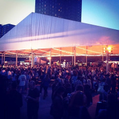 A Taste Of The City At The NYC Wine And Food Festival