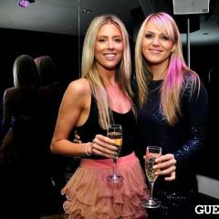 ABC Bachelorettes Host Fireball Party At Midtown Partyplex