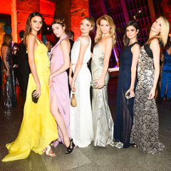 Belles Of The Ball: Best Gowns From The 2012 Apollo Circle