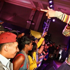 Casey Veggies & More Kick Off RE:MIX LAB Fueled By Hyundai In DTLA