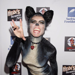 Last Minute Costume Ideas For Heidi Klum's Haunted Halloween Party This Weekend