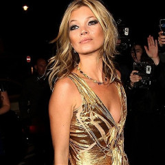 Marc Jacob, Stella McCartney, And Others Come Out To Fete Kate Moss' New Book