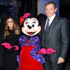 Barneys New York & Disney Unveil Their Electric Holiday Windows