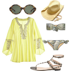 The Perfect Beach Outfits For Your Next Warm Weather Getaway