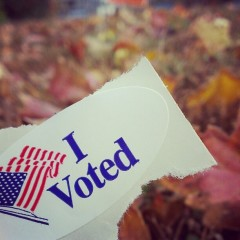 Photo Of The Day: Vote 2012