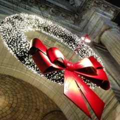 Things We Love To Instagram: The Union Station Wreaths