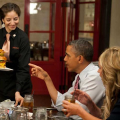 Eat Like A President At Lincoln Restaurant