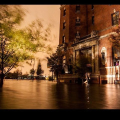 Photo Of The Day: The Jane Hotel Before Sandy Hit