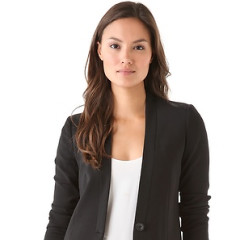 Find Your Go To Little Black Jacket To Wear From Day To Night