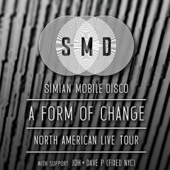 Today's Giveaway: Last Day To Win Tickets To Simian Mobile Disco Live At The Fonda