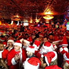 Santacon 2012 Photo Round Up: Naughty Santas Take Over NYC
