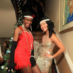 Don Patron's Gatsby Christmas Party For Becky's Fund
