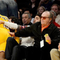 In Photos: Celebrities & Their Many Emotions At Lakers Games This Season